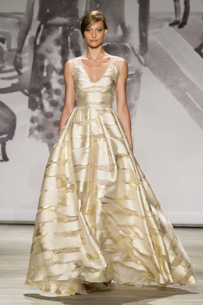 Designer Wedding Dresses From Fashion Month Lela Rose