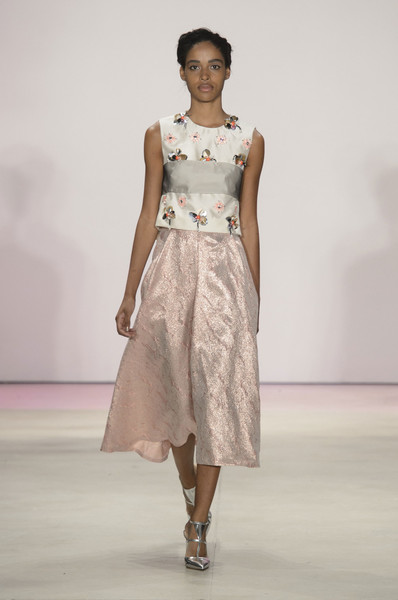 Lela Rose at New York Spring 2016