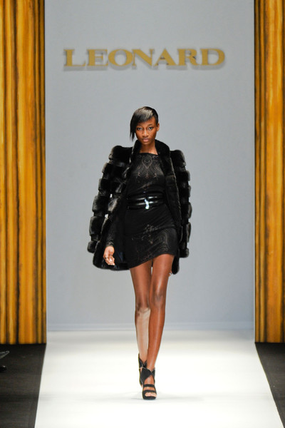 Leonard at Paris Fall 2012