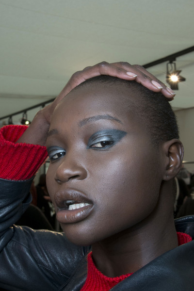 Leonard at Paris Fall 2013 (Backstage)