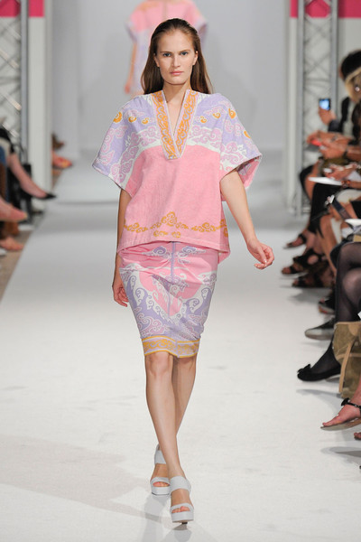 Leonard at Paris Spring 2012
