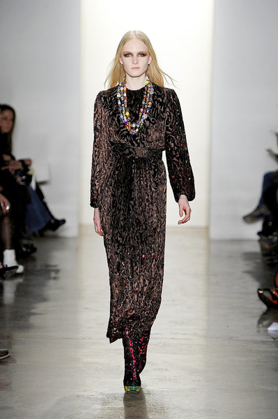 Libertine at New York Fall 2012