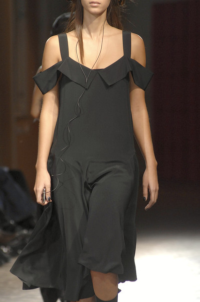 Limi Feu at Paris Spring 2009 (Details)
