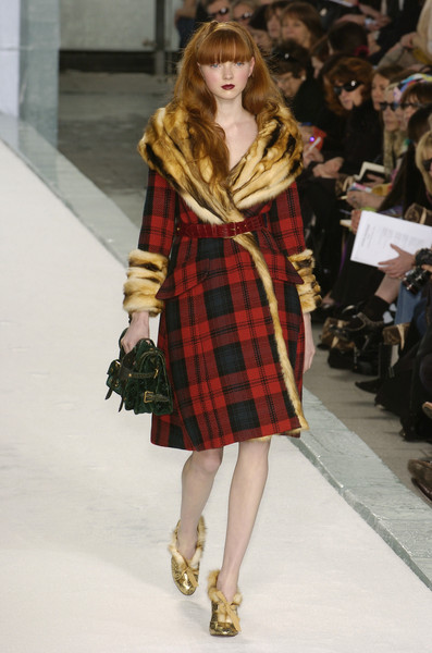 Louis Vuitton at Paris Fall 2004