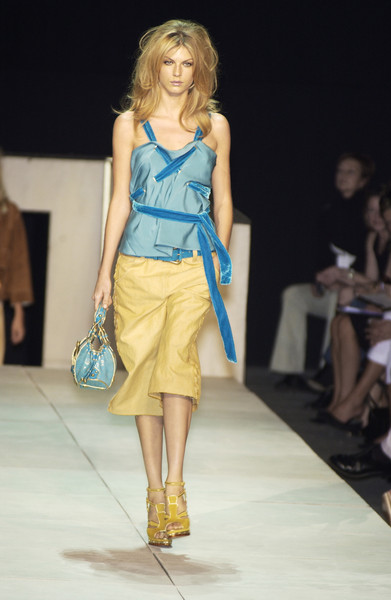 Louis Vuitton at Paris Spring 2004