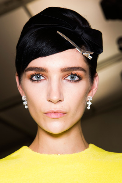 Louis Vuitton at Paris Spring 2013 (Backstage)