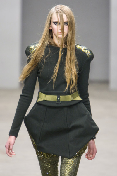 Louise Goldin at London Fall 2010