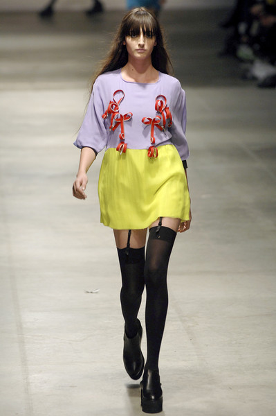 Louise Gray at London Fall 2008
