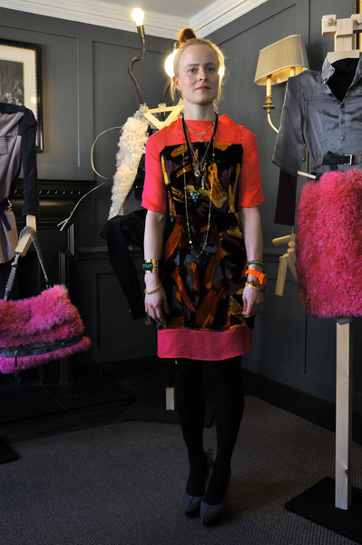 Louise Gray at London Fall 2009