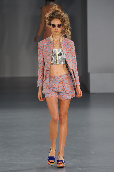 Louise Gray at London Spring 2012