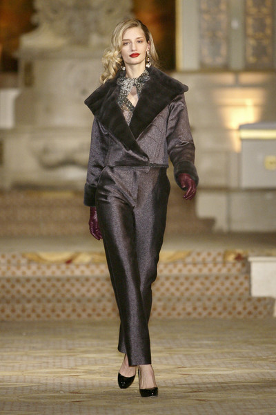 Luca Luca at New York Fall 2009