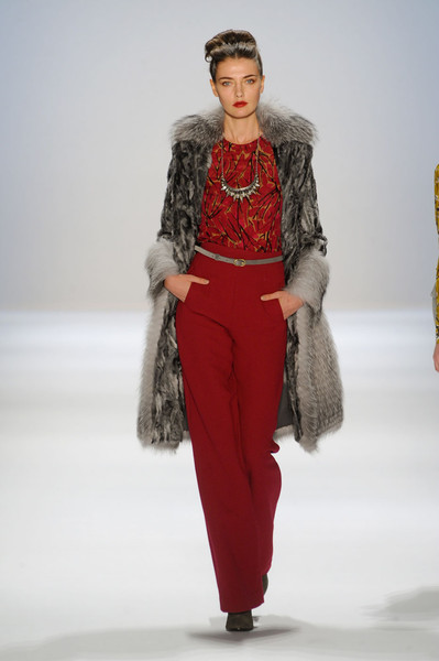 Luca Luca at New York Fall 2011