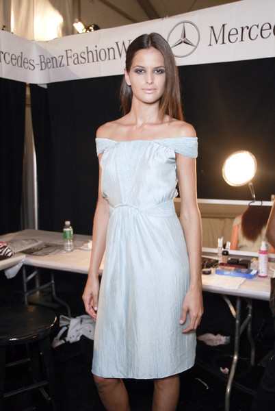 Luca Luca at New York Spring 2008 (Backstage)