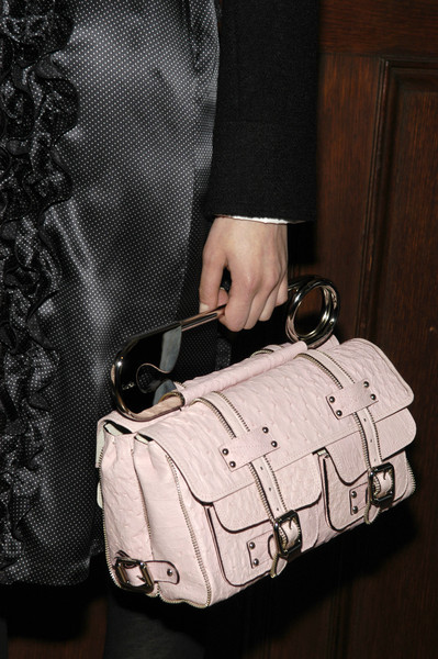 Luella Bartley at New York Fall 2006 (Details)