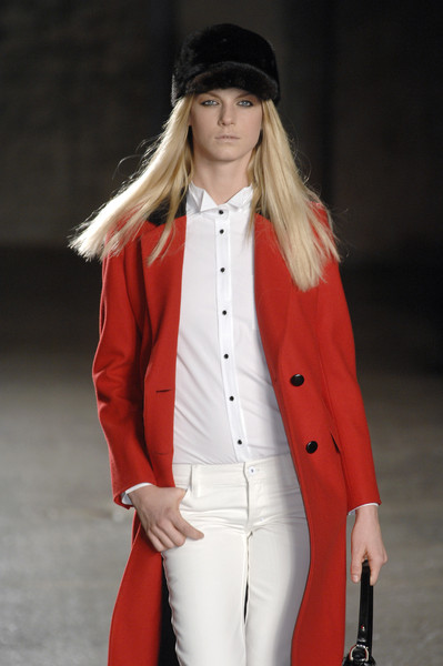 Luella Bartley at New York Fall 2007