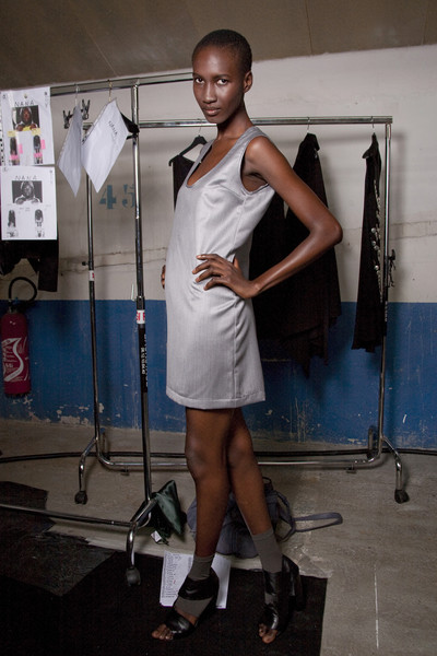 Lutz at Paris Spring 2010 (Backstage)