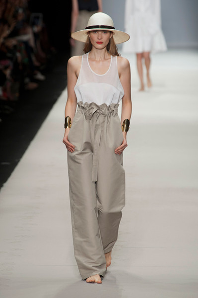 Maison Rabih Kayrouz at Paris Spring 2013