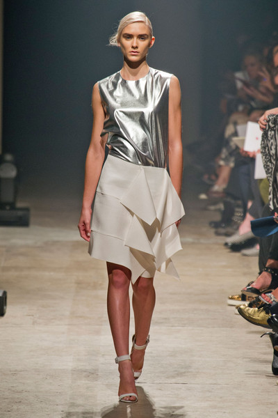 Maison Rabih Kayrouz at Paris Spring 2014