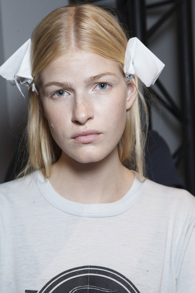 Maison Rabih Kayrouz at Paris Spring 2014 (Backstage)