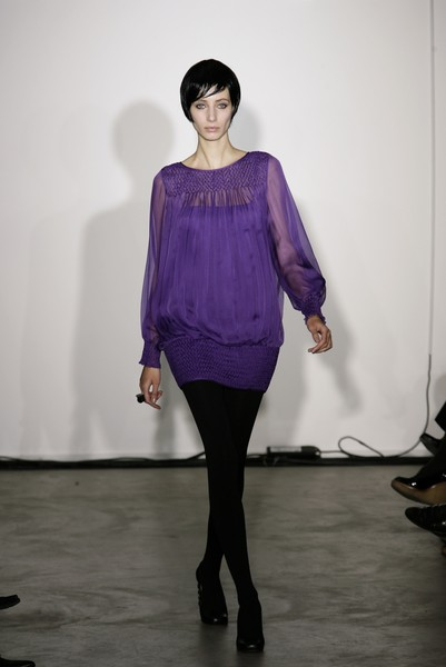Malandrino at New York Fall 2007
