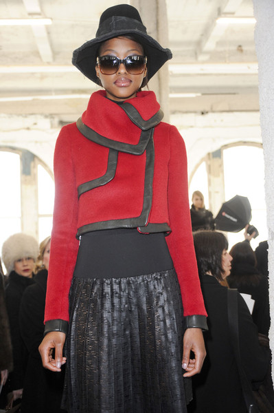 Malandrino at New York Fall 2011