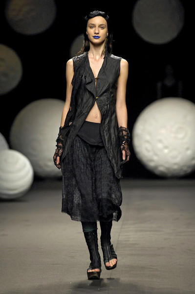 Malloni at Milan Spring 2007
