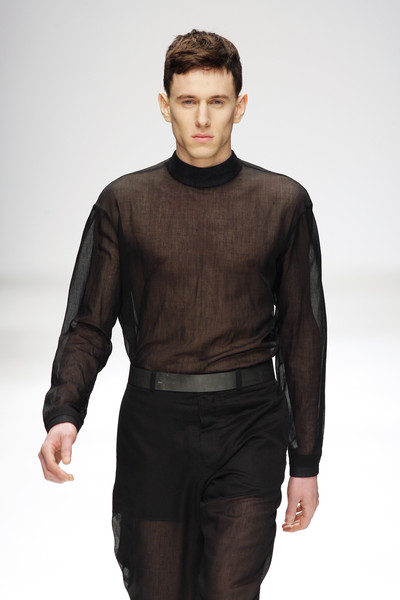 Malte Flagstad at London Fall 2010