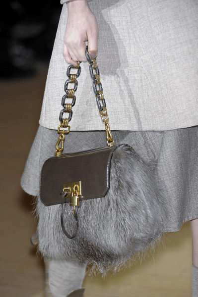 Marc Jacobs at New York Fall 2010 (Details)
