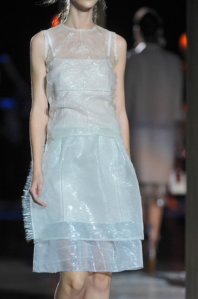 Marc Jacobs at New York Spring 2012 (Details)