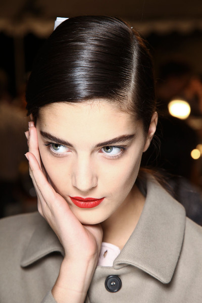 Marc by Marc Jacobs at New York Fall 2012 (Backstage)