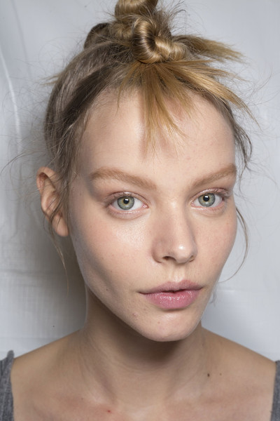 Marc by Marc Jacobs at New York Spring 2015 (Backstage) [hair,face,eyebrow,hairstyle,chin,forehead,blond,lip,beauty,head,marc by marc jacobs,hair,forehead,hair,fashion,lips,hairstyle,face,new york fashion week,close-up,hair m,forehead,fashion,long hair,lips,close-up,hair,beauty.m,02pd - circolo del partito democratico di milano]