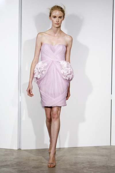 Marchesa at New York Spring 2009