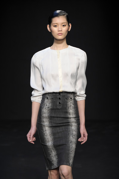Marco de Vincenzo at Milan Spring 2011