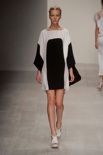 Maria Grachvogel at London Spring 2013