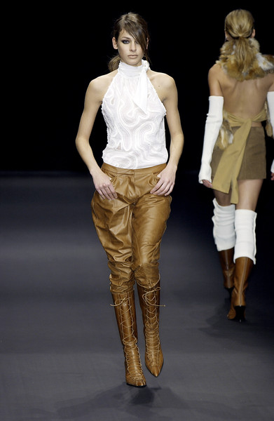 Marina Babini at Milan Fall 2003