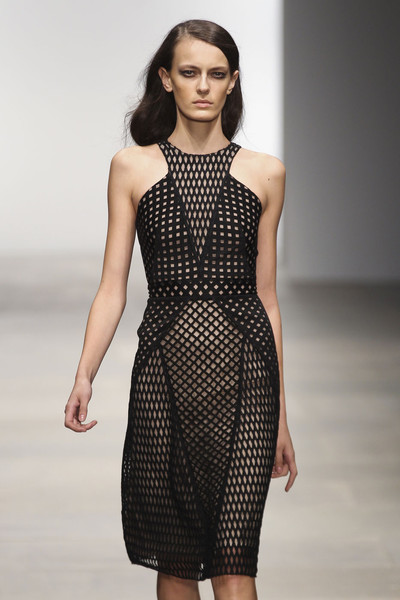 Marios Schwab at London Spring 2012