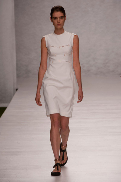 Marios Schwab at London Spring 2014
