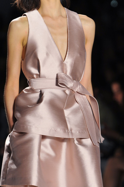 Marissa Webb at New York Spring 2014 (Details)