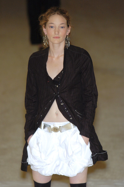 Marithé + François Girbaud at Paris Spring 2005