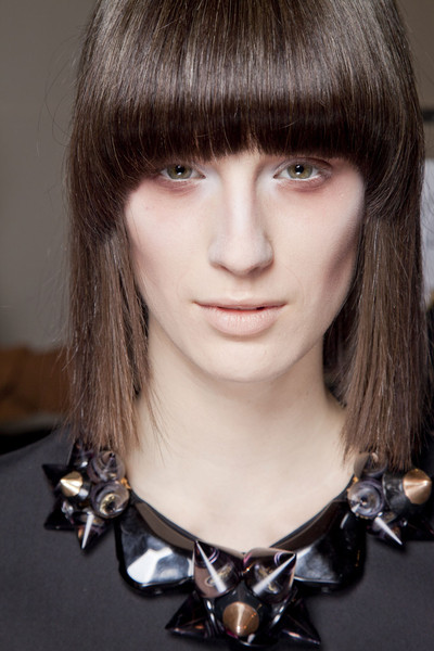 Marni at Milan Fall 2012 (Backstage)