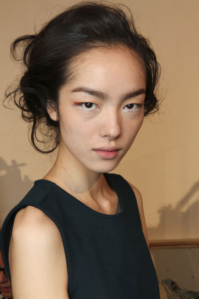 Marni at Milan Spring 2012 (Backstage)