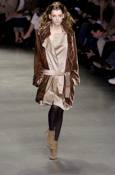 Martine Sitbon at Paris Fall 2004