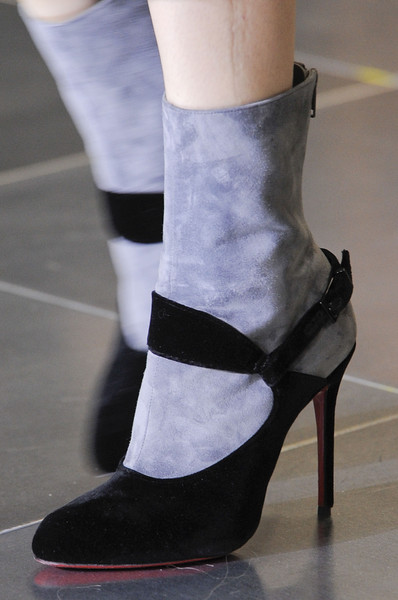 Mary Katrantzou at London Fall 2013 (Details)