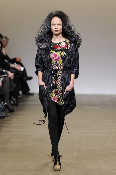 Matthew Williamson at New York Fall 2008
