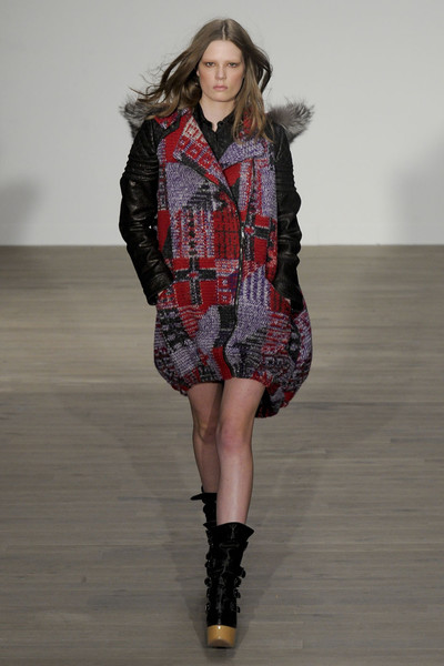 Matthew Williamson at London Fall 2011