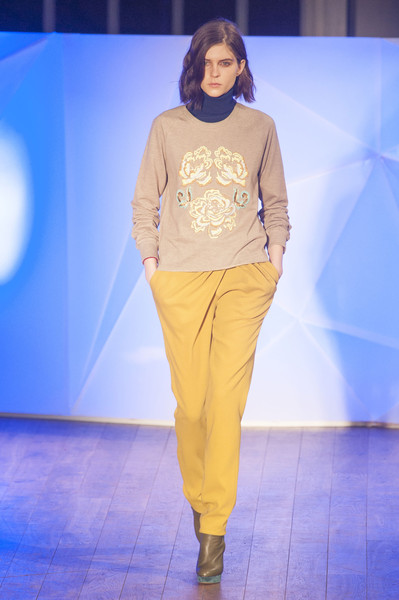 Matthew Williamson at London Fall 2013