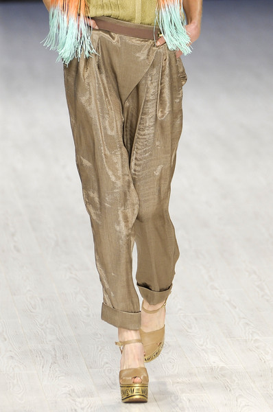 Matthew Williamson at London Spring 2011 (Details)