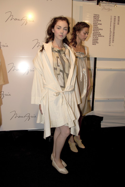 Max Azria at New York Spring 2007 (Backstage)