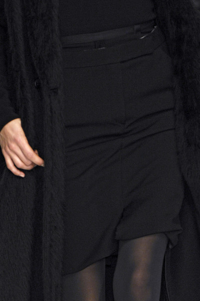 MaxMara at Milan Fall 2008 (Details)