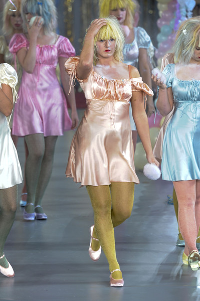 Meadham Kirchhoff at London Spring 2012